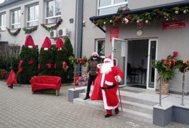 """Święty Mikołaj był w """"Promyku"""""""