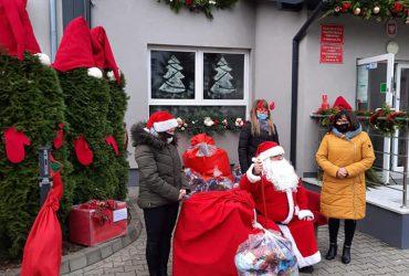 """""""Promyki"""" odwiedził Mikołaj :)"""